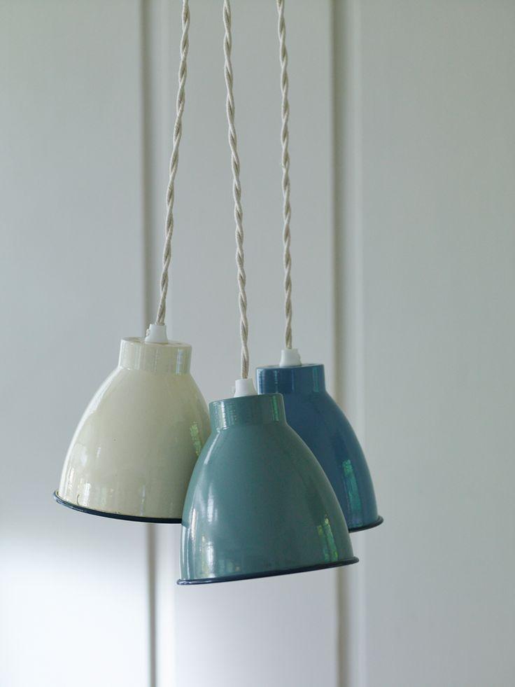 trinske triple pendant light cox cox lightning. Black Bedroom Furniture Sets. Home Design Ideas