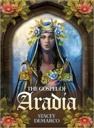 Amazon.fr - The Gospel of Aradia - Stacey Demarco, Jimmy Manton - Livres