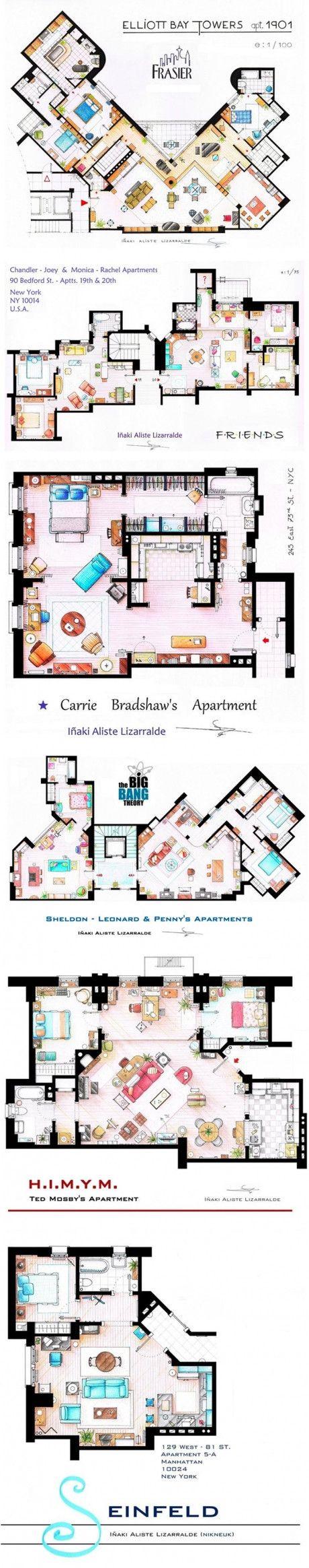 439 best floor plans and blueprints images on pinterest vintage