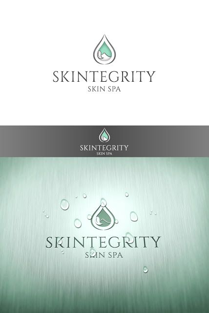 """Айлин Хакова Графичен Дизайн: Лого дизайн за """"SKINTEGRITY"""" - Спа и естетика - 99..."""