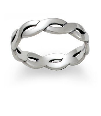 THIS IS THE ONE AUNT TRICIA--Twisted Wire Ring | James Avery   My size is a 6 for this ring...