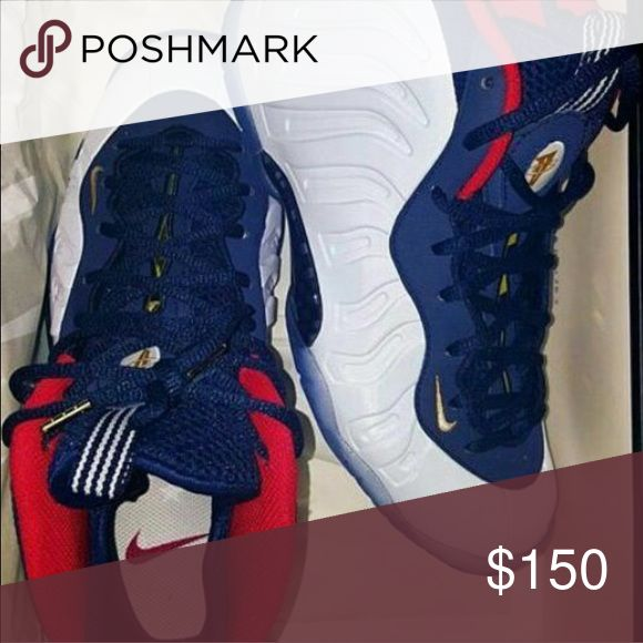 Olympic Foamposites 2016 Olympic Foamposites.                                   Size 7y Jordan Shoes Athletic Shoes