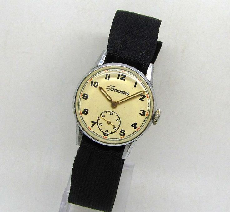 #Vintage #WWII #Military #TAVANNES #CYMA #Swiss #Wristwatch Shop for this and others #Wristwatches online at www.maurnavy.com ...or at eBay (MaurNavy from eBay) Price: USD120 Payment via Paypal & Skrill & WU Shipping #Worldwide by maurnavy