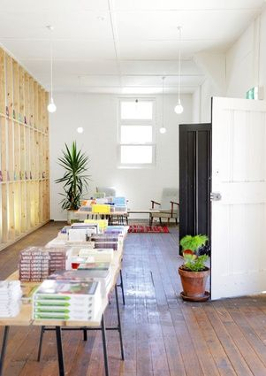 THE SCHOOL OF LIFE POP UP SPACE, COLLINGWOOD