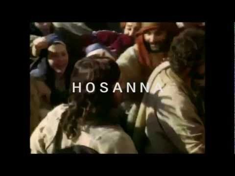 """Palm Sunday song showing the Triumphal Entry - """"When Love Comes Riding By (Hosanna)"""" - TODDZERO - YouTube"""