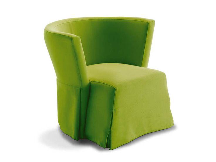 Arko removable armchair, designed by Dario Gagliardini for Beltá