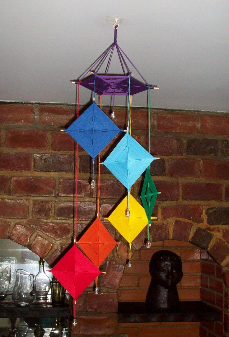 Onda de forma utilizada na harmonização e cura de ambientes e casas.