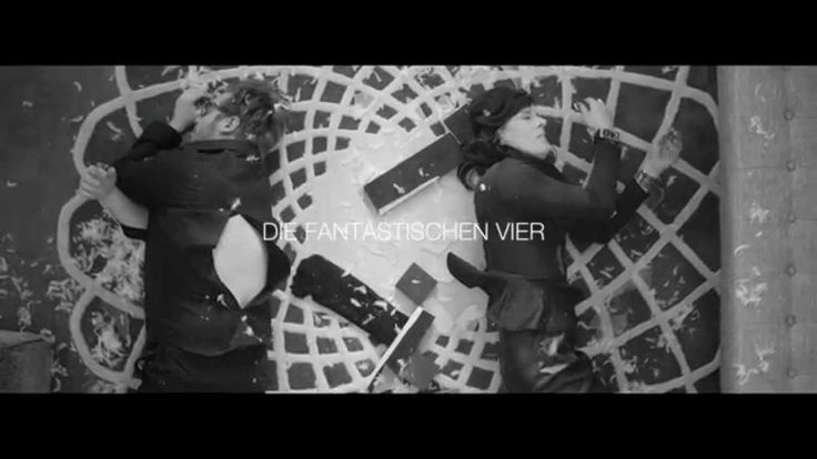 "Music Video ""Single"" for Die Fantastischen Vier, directed by Daniel Lwowski and produced by Katapult Film. One of the few really good German music videos of 2014, featuring the four members of the rap formation playing the both key roles."