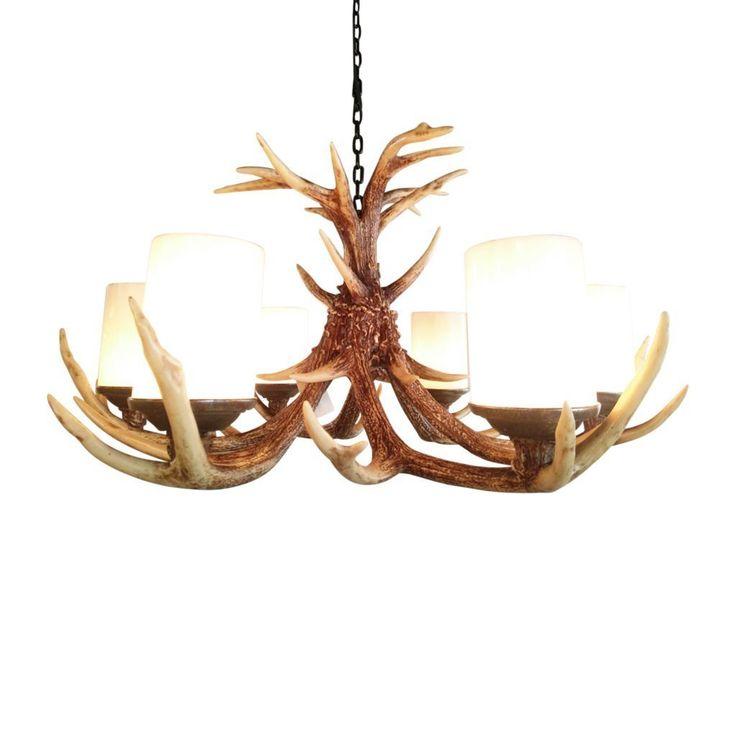 Best 25+ Deer antler lamps ideas on Pinterest | Antler ...