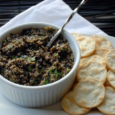 Olive Tapenade | Appetizers | Pinterest