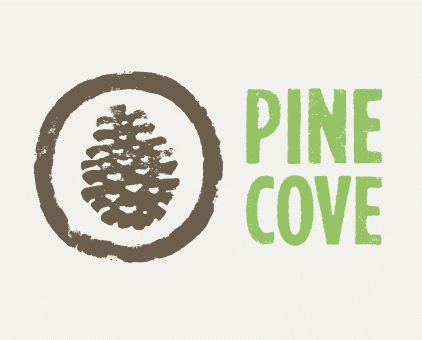 pine cove camp logo | East Texas Bed and Breakfast-The Rosevine Inn-East Texas Happenings