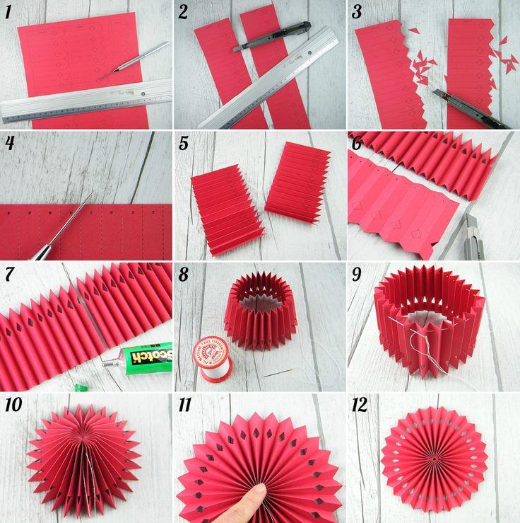 les 25 meilleures id es de la cat gorie rosace papier sur pinterest rouleaux de papier. Black Bedroom Furniture Sets. Home Design Ideas