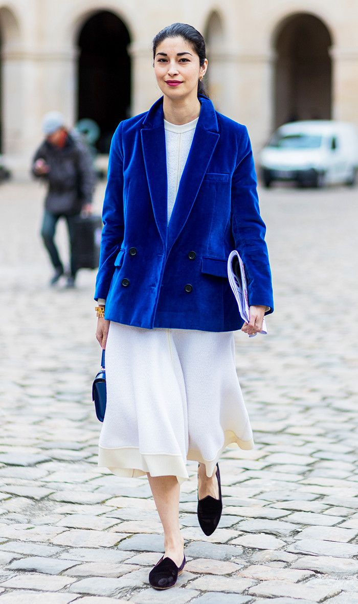 They avoid sloppy silhouettes. Although oversize looks are a current trend, tailored pieces are the number one way to achieve polish, which timeless women always have.