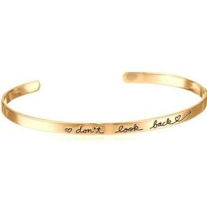 jonc tendance doré  #braceletmanchette