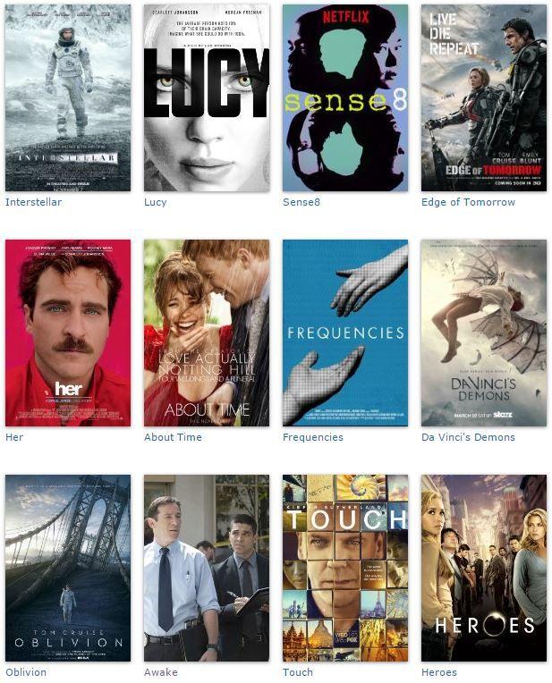 Интегральные фильмы и интегральные сериалы