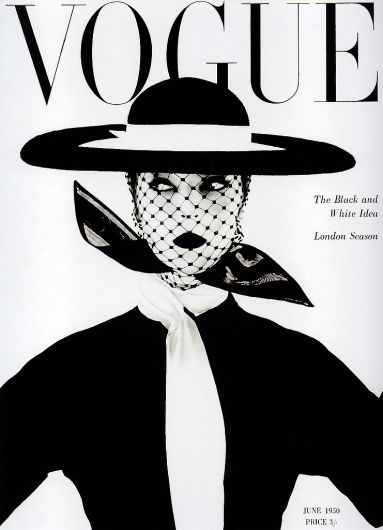 Vogue June 1950 | MODESQUISSE