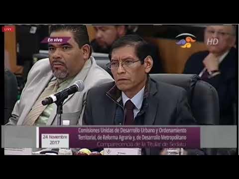 Glosa V Informa: Juan Romero cuestiona a Rosario Robles
