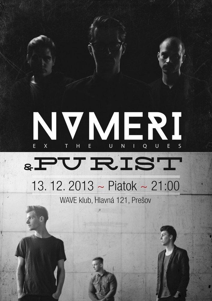 NVMERI, PURIST \\ WAVE klub //
