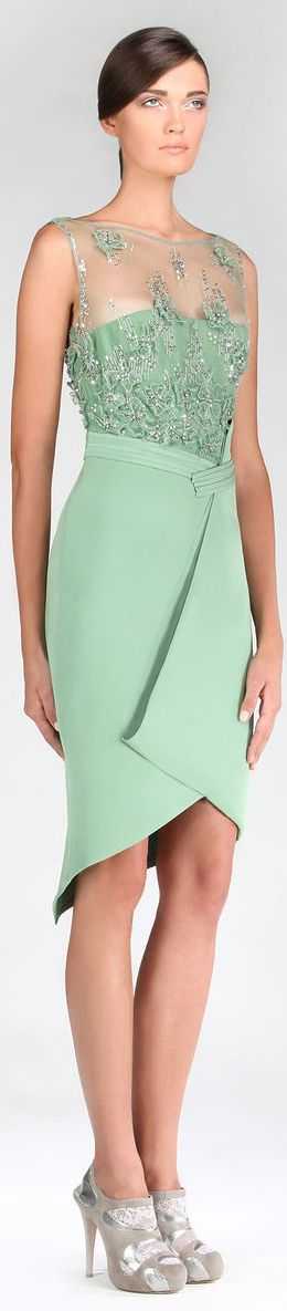 Tony Ward Couture - Summer 2013 Collection #josephine#vogel | MINT v