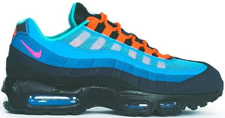 nike air max 95 shady records
