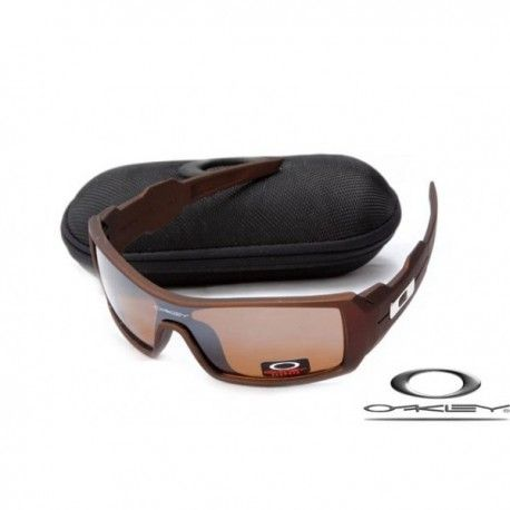 $16.00 Oakley oil drum sunglasses with dark brown frame / VR28 for sale http://sunglasseshot4sale.com/1775-Oakley-oil-drum-sunglasses-with-dark-brown-frame-VR28-for-sale.html