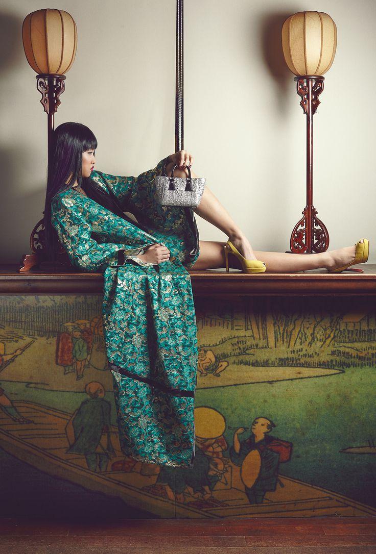 HANOI HOUSE by Mayte Luengo on Behance