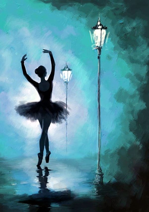 40 Amazing Silhouettes Art For Inspiration - Bored Art