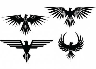 Tatuagens de Águia Feminina e Masculina: Significados, Desenhos, Fotos