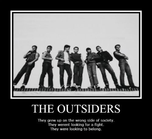 Famous Quotes From The Outsiders Movie: 139 Best The Outsiders Quotes Images On Pinterest