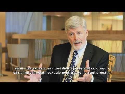 Michael Thompson: Cum pot avea copii nostri succes in viata