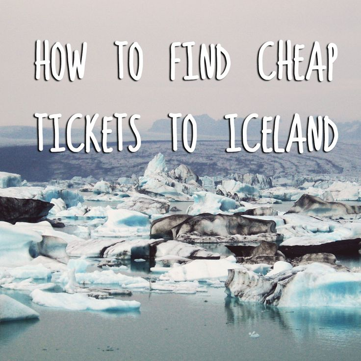 jökulsarlon iceland - how to find cheap tickets to iceland airfare to reykjavik the art of cheap travel