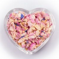 Real Petal Biodegradable Wedding Confetti Packages with Cones