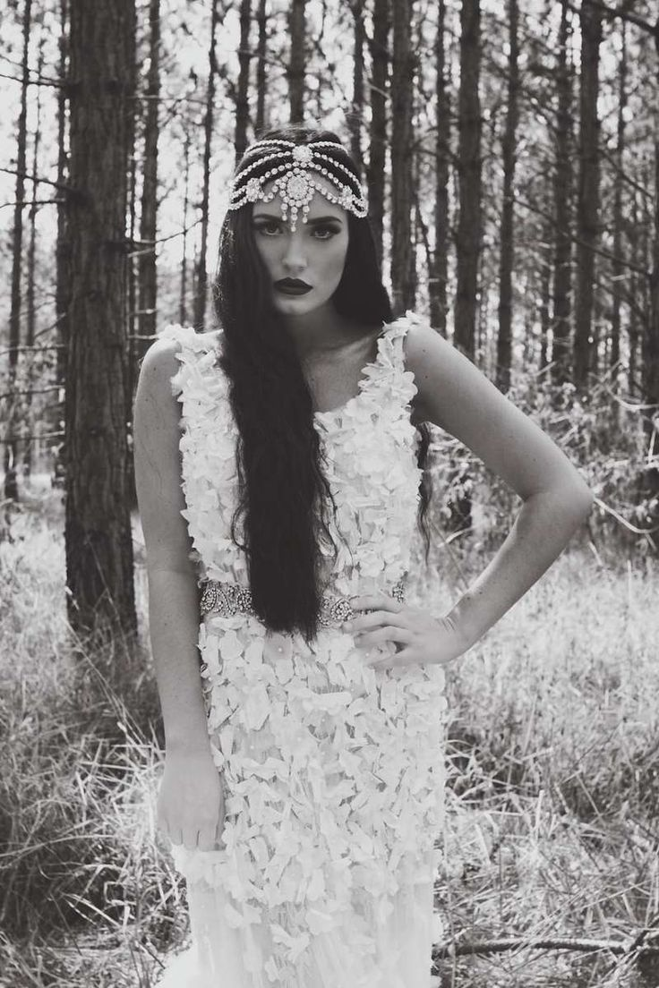 Forest Goddess Editorials : The Huntress by Charley Greenfield