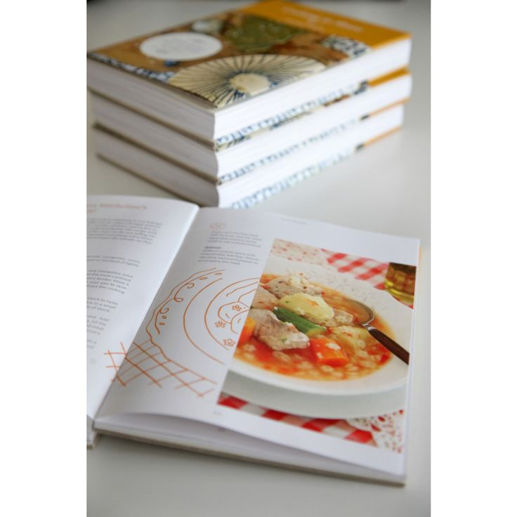 Cooking to Share - Cookbook by Alexandra Stratou