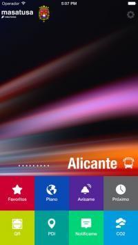 App 'Alicante Bus' Ayuntamiento de #Alicante #SAICAlicante