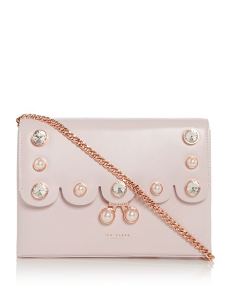 This is dummy text for sharing Product: Saraa Scalloped Pearl Detail Crossbody Bag with link: https://www.houseoffraser.co.uk/bags-and-luggage/ted-baker-saraa-scalloped-pearl-detail-crossbody-bag/d781741.pd#264548509 and I_264548509_00_20170727.?utmsource=pinterest