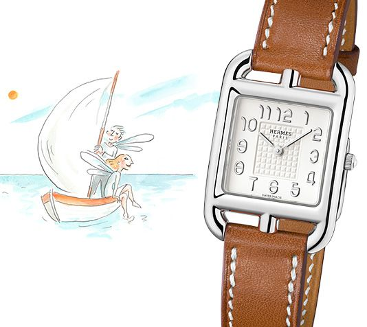 Hermes Cape Cod Watches | Hermes Official Online Store