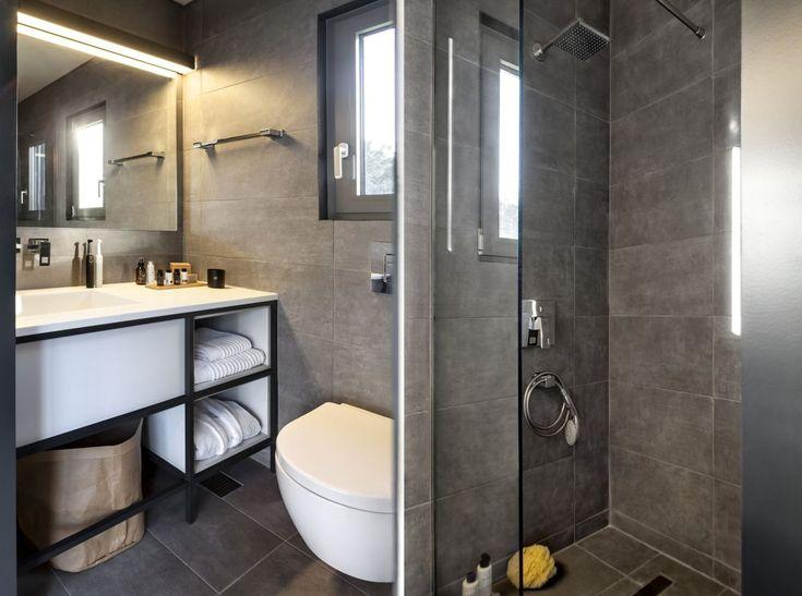 2628 best bathroom design images on pinterest basement - Shipping container bathroom design ...