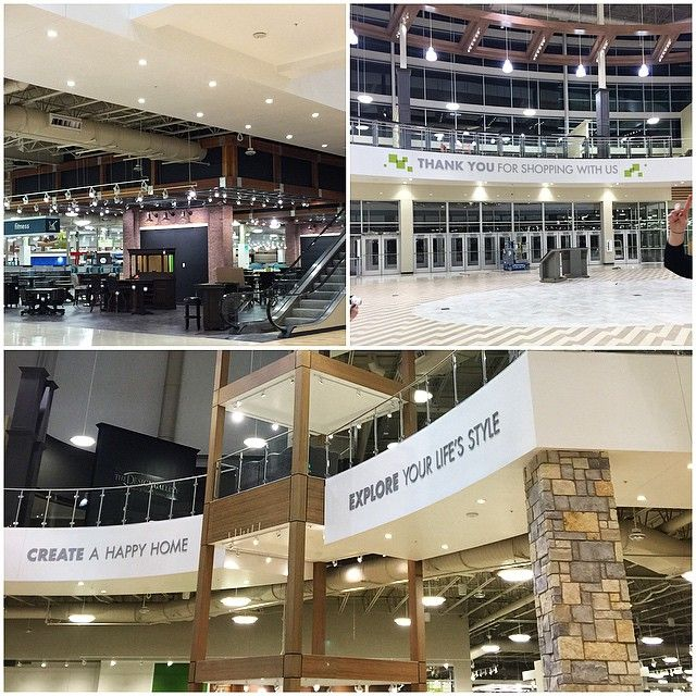 The Nebraska Furniture Mart Will Be Opening In The Spring In North Texas.  Providing 2200