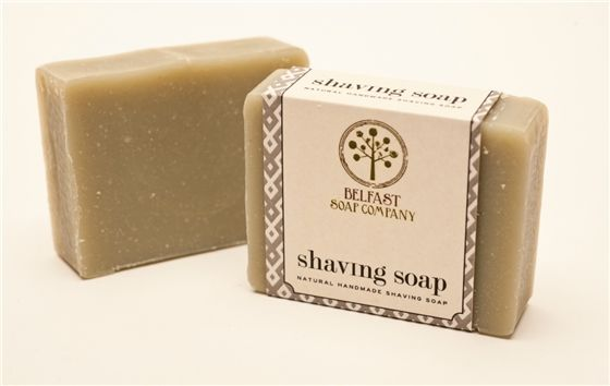 By using shaving soap, you are saving plastic bottles. One bar lasts for a very long time too. Our shaving soap has been formulated with green cla ...