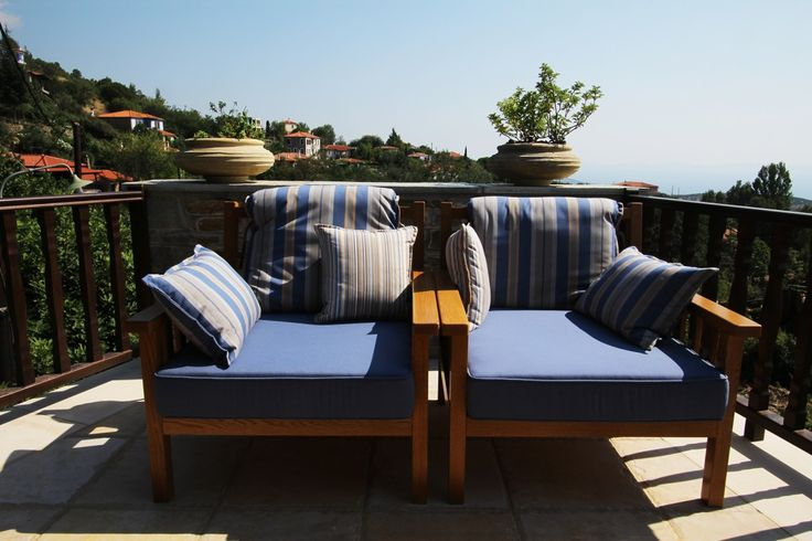Epic Seaview StoneVilla,Parthenonas | Feels Like Home