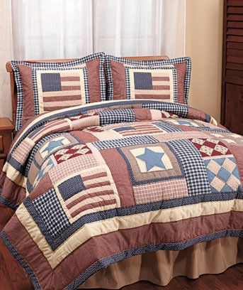 44 best Americana, Patriotic, Primitive and Old Glory bedding ... : americana country quilts - Adamdwight.com