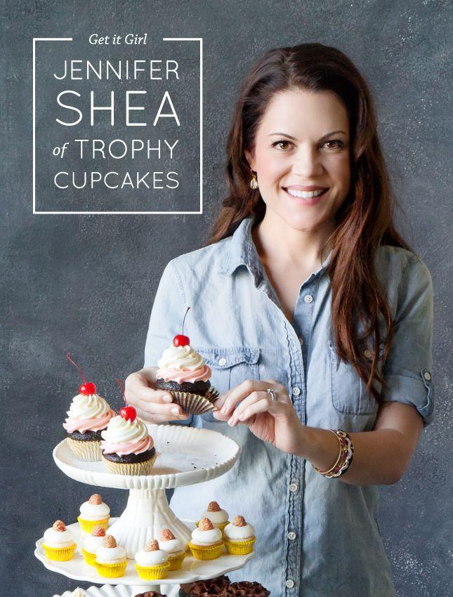 Jennifer Shea of Trophy Cupcakes