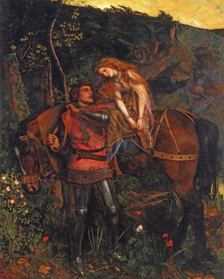 john keats la belle dame sans La belle dame sans merci (the beautiful lady without mercy) is a ballad written by the english poet john keats, who used the title of the 15th-century la belle dame sans mercy by alain chartier, but nothing of the earlier poem's substance.