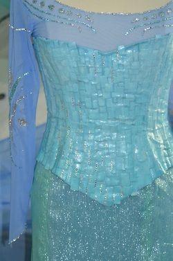 Angela's Costumery & Creations - Elsa's Ice Dress walkthrough