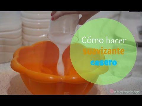 Ahorra con tu propio suavizante casero | Ahorradoras.com