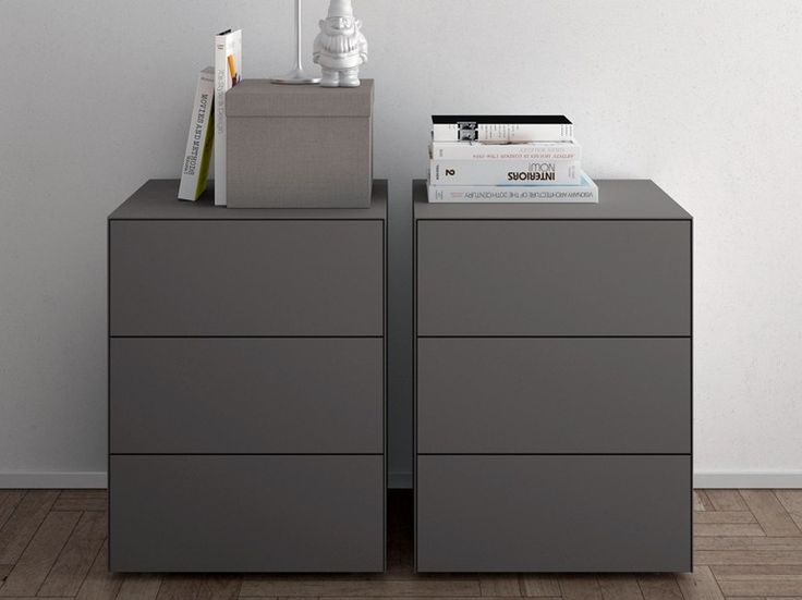 TECNO Bedside table by PIANCA