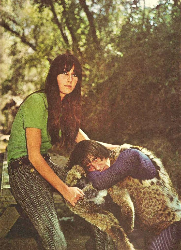 Sonny & Cher, circa. 1964