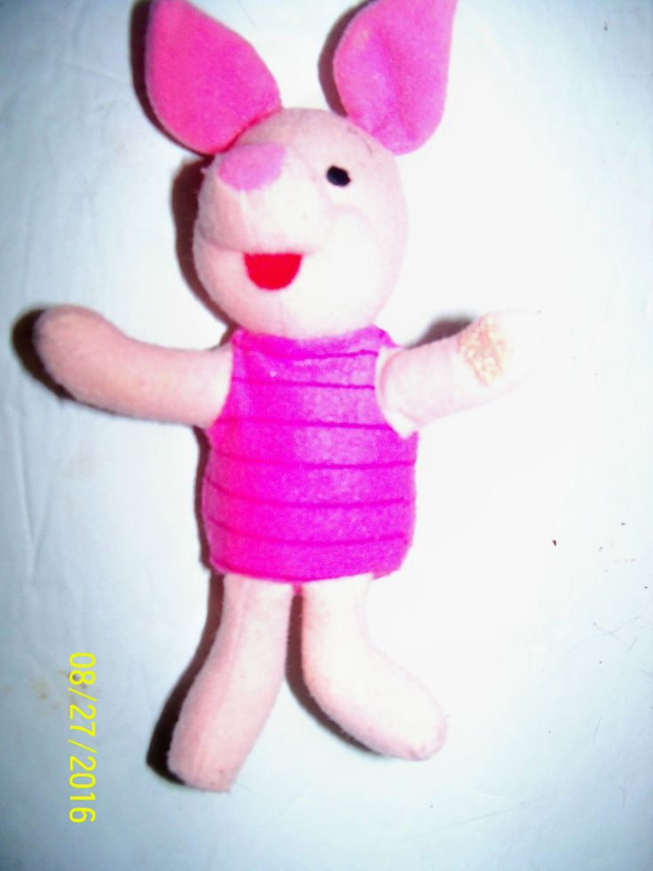 pink pooh with piglet - photo #6