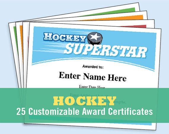 16 best Sports Certificate images on Pinterest Certificate - sports roster template